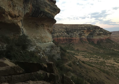 Golden Gate, Free State | With Belles On
