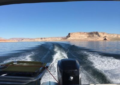 Lake Powell, Arizona | With Belles On