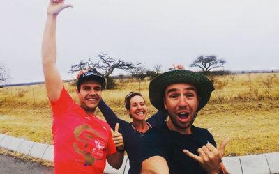 Road tripping. BOTSWANA TO ZIMBABWE