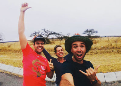 Zim road trip from Botswana | With Belles On