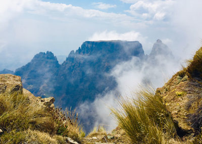 Monks Cowl, Drakensberg Mountains | With Belles On