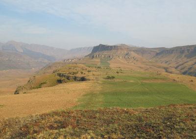 Sani Pass, Drakensberg Mountains   With Belles On