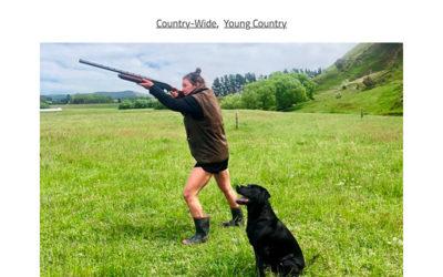 Gun dogs. NEW ZEALAND