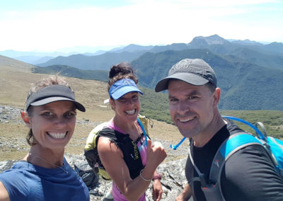 Mt Richmond / With belles on