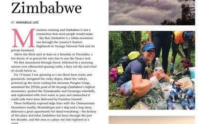 Sky Run Zimbabwe