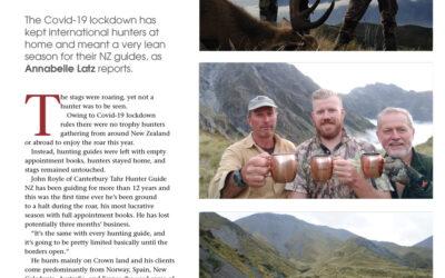 A hiss,  not a roar. New Zealand