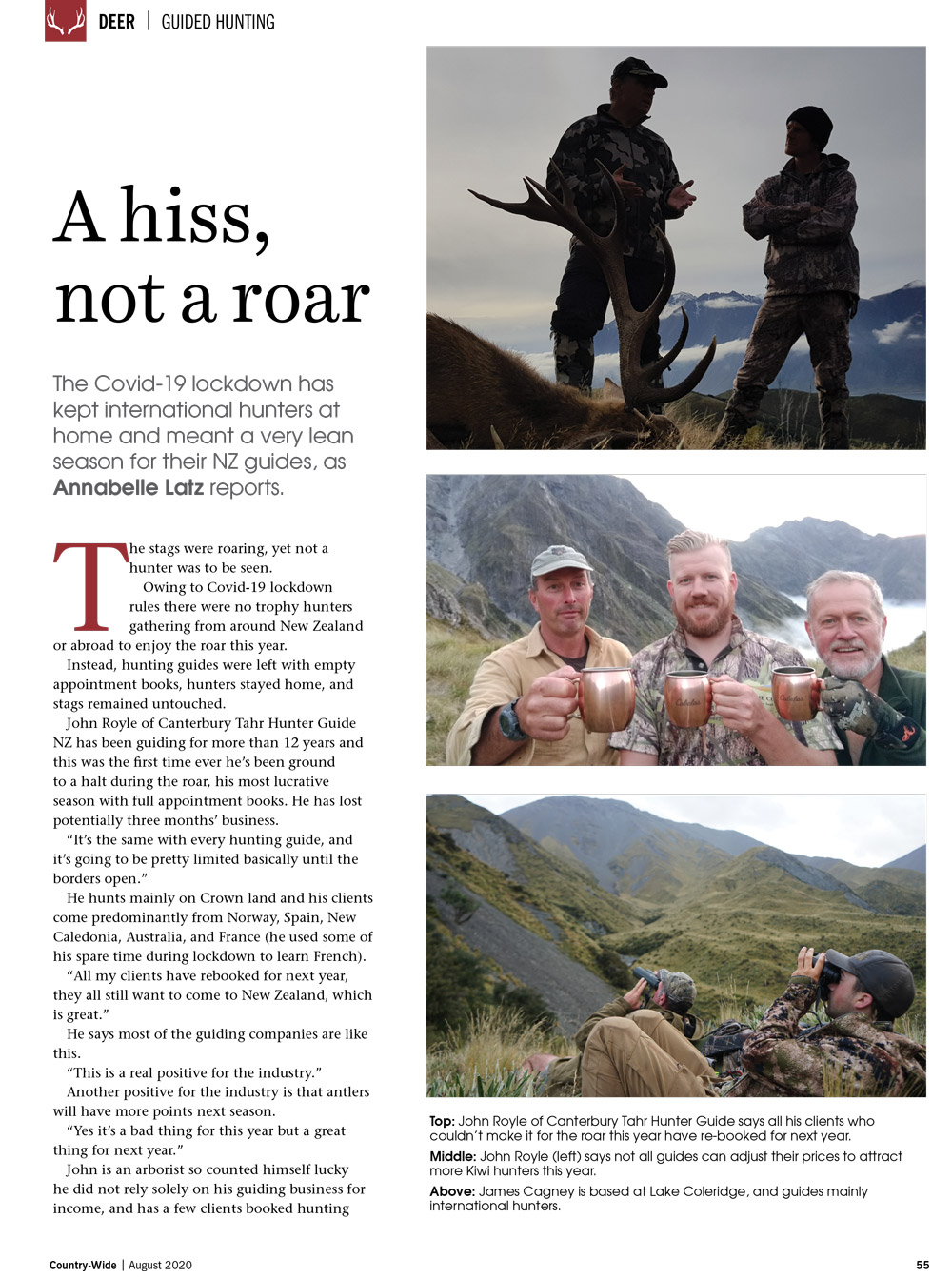 Hiss not a roar | With Belles On