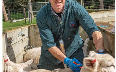 Vet Farmer and Athlete, New Zealand
