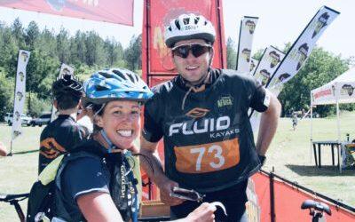 Kinetic Events/A2A 25km Adventure Race. Gauteng, South Africa.