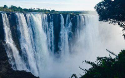 Victoria Falls – a true wonder. ZIMBABWE